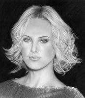 Charlize Theron by MusicSurvivor