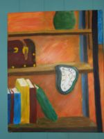 Shelf by SingaWriter
