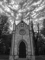 Old chapel by ludamare