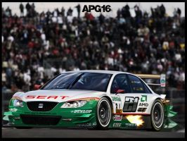 Seat exeo dtm by apg16