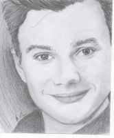 Chris Colfer by wolf2307