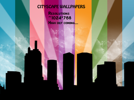 cityscape wallpapers by Kip0130