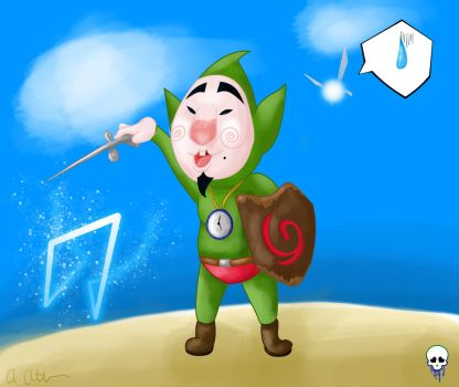 The Legend of Tingle by AneiA11