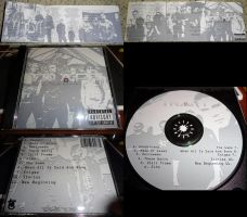 CD Jacket Project by Rhyrs