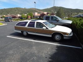 1992 Buick Roadmaster Estate by TheHunteroftheUndead