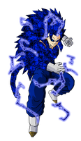 Vegetto SSJ 14 V6 by ansemporo002