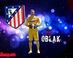 Oblak-AM by Cristianoronaldoross
