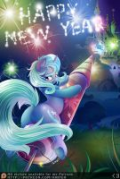 A Trixie New Year by KnifeH