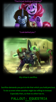 Fallout Equestria Project Chapter 45 (Test run) by OblivionHeart13