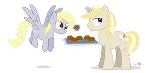 Bake them and they will come by dm29