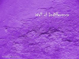 Wall of indifference by Bispro