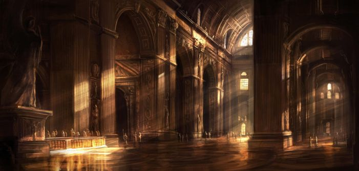 Study Of Light by RadoJavor