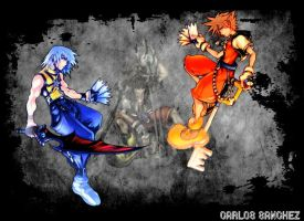 Kingdom Heart by Forze9dark