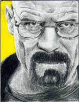 Walter White by r0ketman