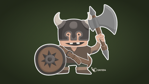 Small Viking by Imp012