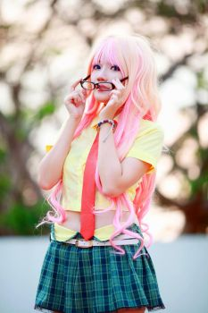 Sheryl Nome - Hello there! by meipikachu