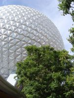 Spaceship Earth 2 by migratingevilpoo