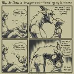How to date a dragon tip # 72 - feeding by davi-escorsin