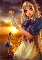 46 Alice by cyantime
