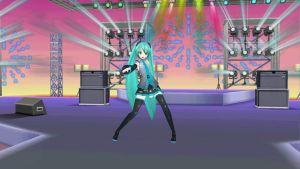 MMD  idolm@ster stage WIP by XDONOTENTERX