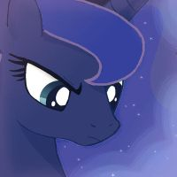 ...MLP FIM New Luna icon... by Joakaha
