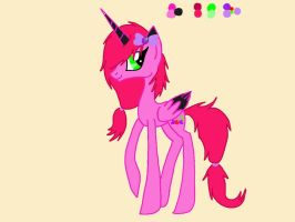 20 Point Pony Adopt CLOSED by Rainbow-ninja-adopts