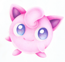 Jigglypuff by TheAvies