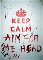 Keep calm by AmineShow