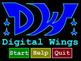 DigitalWings v.02 by MattThePenguin