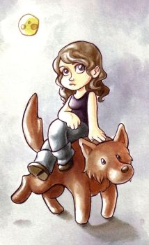 Bella and Jacob by Gigei
