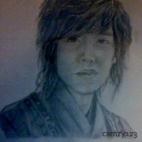 Lee Min Ho as Choi Young II by camzy123