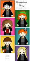 Dumbledore's Army by gryfndrprefct347