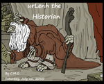 urLenh The Historian by TheCiemgeCorner