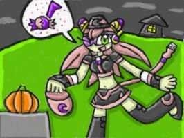 Luna :Halloween 2014: by SurgeCraft