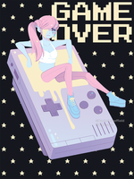 Game Over by Firefly-Raye