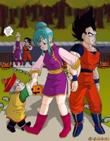 The Original Costume by dbzsisters