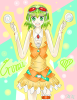 GUMI! by lullyloo