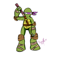 Donatello by penguinsfan90