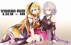 VocaloidS by raynevamp123