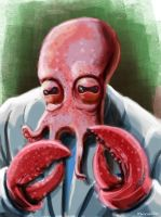 Zoidberg by 66lightning