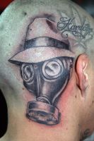 Psycho Realm Tattoo by UptownPete