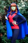 Young Justice - Miss Martian II by Knightess-Rouge