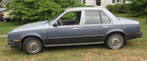 1984 Chevy Cavalier driver side view by Reyphotos