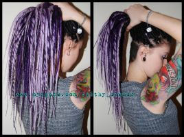 dreads 8 on head by FilthyDreads