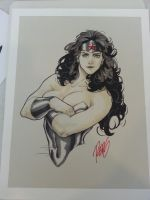FCBD 2015: Wonder Woman by redgvicente