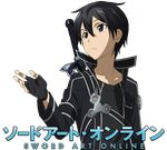 Sword Art Online - Anime Icon by Rizmannf