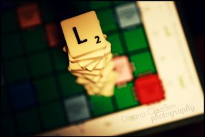 L  for love ,laugh ... by anajad