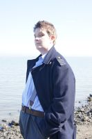 Captain Jack Harkness by Saharadesr