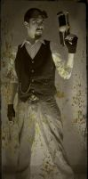 Steampunk daguerreotype 2 by burntheashes0