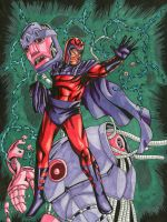 Magneto by ibroussardart